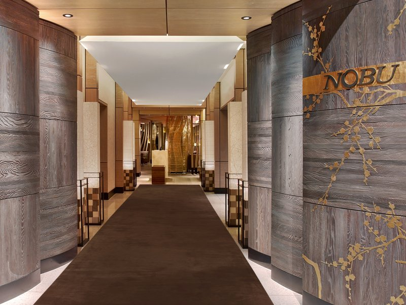 Nobu Hotel Miami Beach - Nobu Restaurant Entrance <br/>Image from Leonardo