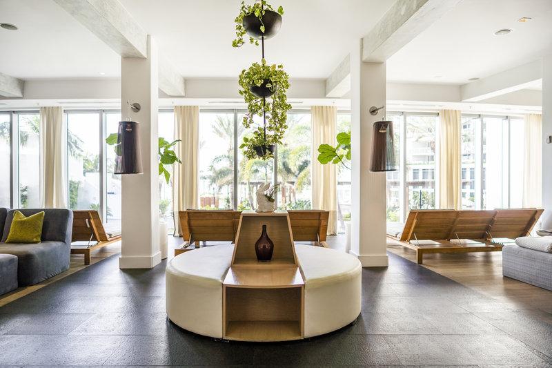 Nobu Hotel Miami Beach-Esencia Relaxation Lounge<br/>Image from Leonardo
