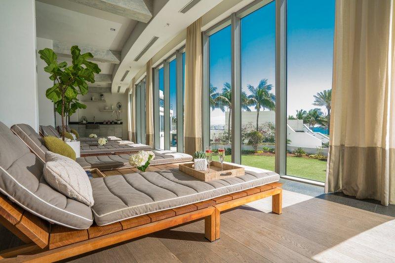 Nobu Hotel Miami Beach-Esencia Wellness Relaxation Lounge<br/>Image from Leonardo