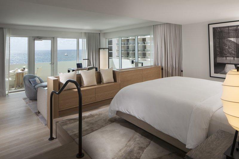 Nobu Hotel Miami Beach - Zen Suite <br/>Image from Leonardo