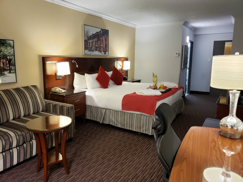 Le Nouvel Hotel and Spa-Executive King Room With Sofa Bed<br/>Image from Leonardo