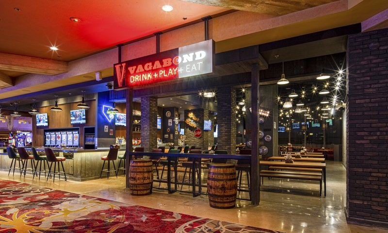 Excalibur Hotel and Casino-Vagabond Eat Drink Play<br/>Image from Leonardo