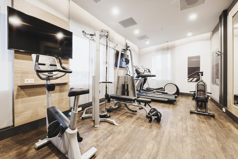 Holiday Inn Eindhoven Airport-View of gym<br/>Image from Leonardo