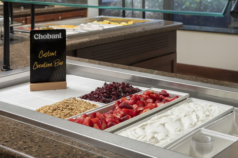 Staybridge Suites Columbia-Healthy choices are available on our morning breakfast buffet. <br/>Image from Leonardo