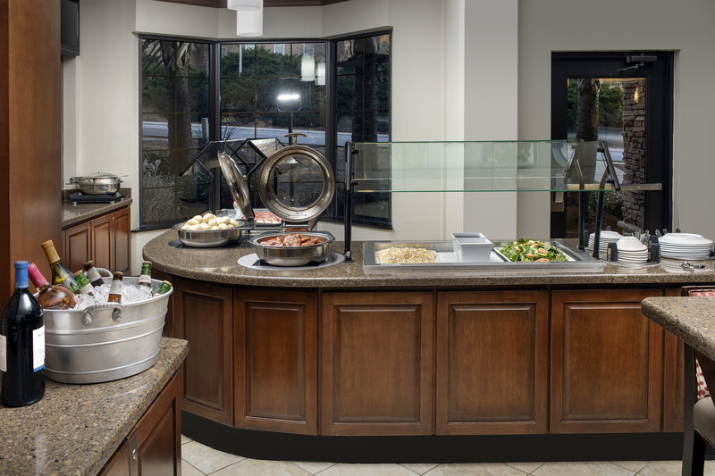 Staybridge Suites Columbia-Evening social Monday through Thursday includes an evening meal<br/>Image from Leonardo