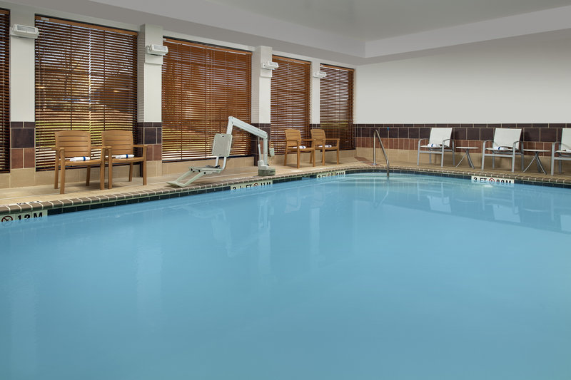 Staybridge Suites Columbia-Indoor Swimming Pool is perfect for extended stay guests<br/>Image from Leonardo