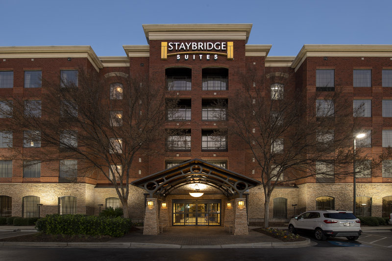 Staybridge Suites Columbia-Our all-suite Downtown Columbia, SC hotel is waiting for you. <br/>Image from Leonardo