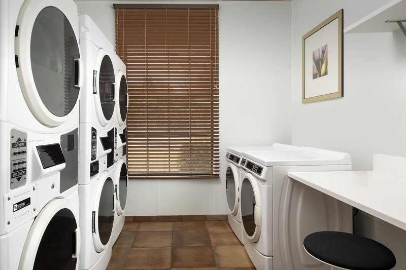 Staybridge Suites Columbia-Our complimentary guest laundry facility is available 24/7<br/>Image from Leonardo