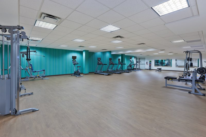 Holiday Inn Express Winnipeg Airport - Polo Park-Our Fitness Centre awaits!<br/>Image from Leonardo