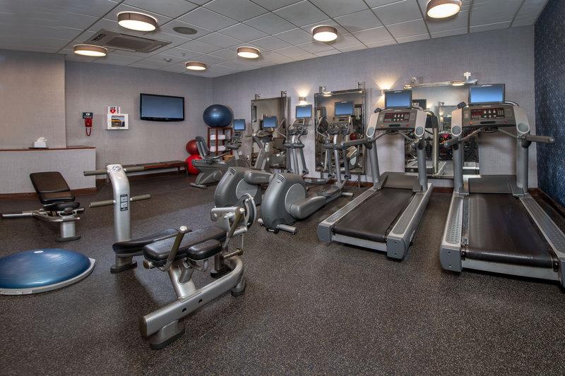 Four Points Philadelphia City Center-Fitness Center<br/>Image from Leonardo