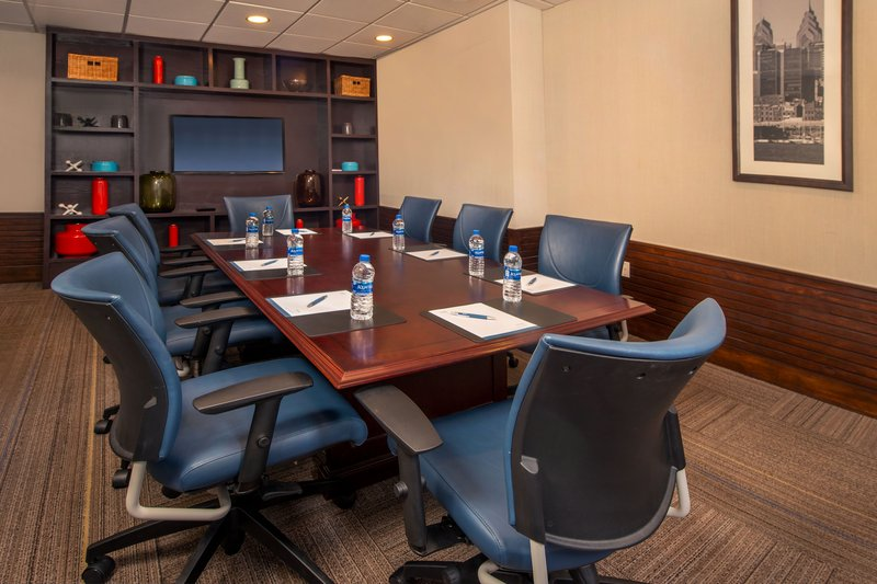 Four Points Philadelphia City Center-Board Room<br/>Image from Leonardo