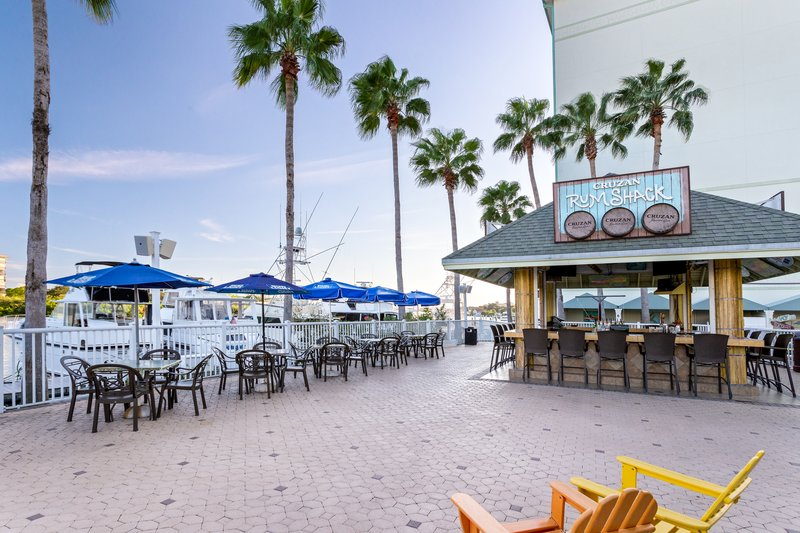 Holiday Inn & Suites Clearwater Beach S Harbour-Unwind at one of our 3 onsite bars including our tiki bar. <br/>Image from Leonardo