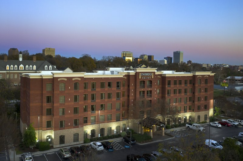 Staybridge Suites Columbia-All-suite hotel perfect for extended stay in Columbia, SC<br/>Image from Leonardo