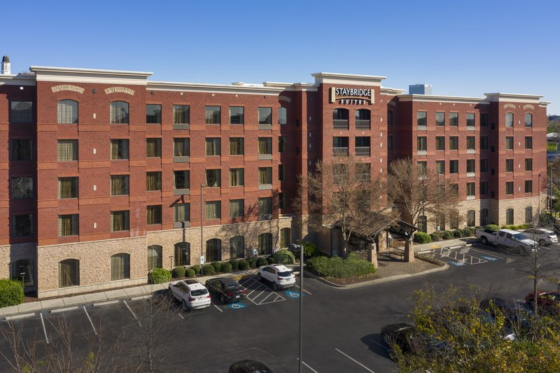Staybridge Suites Columbia-Downtown Columbia, SC extended stay hotel near The Vista<br/>Image from Leonardo