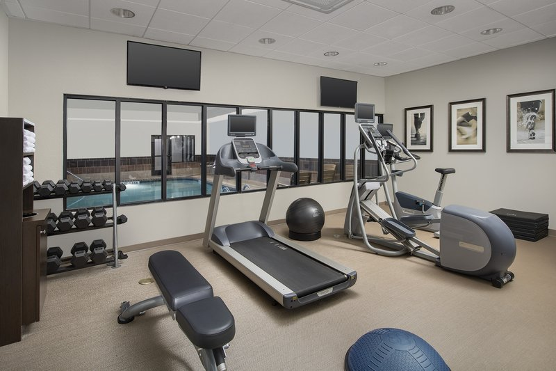Staybridge Suites Columbia-Staybridge Suites offers a state-of-the-art fitness facility <br/>Image from Leonardo