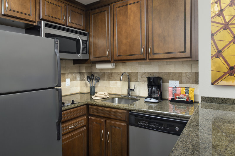 Staybridge Suites Columbia-Kitchens in every suite off everything you need for long term stay<br/>Image from Leonardo