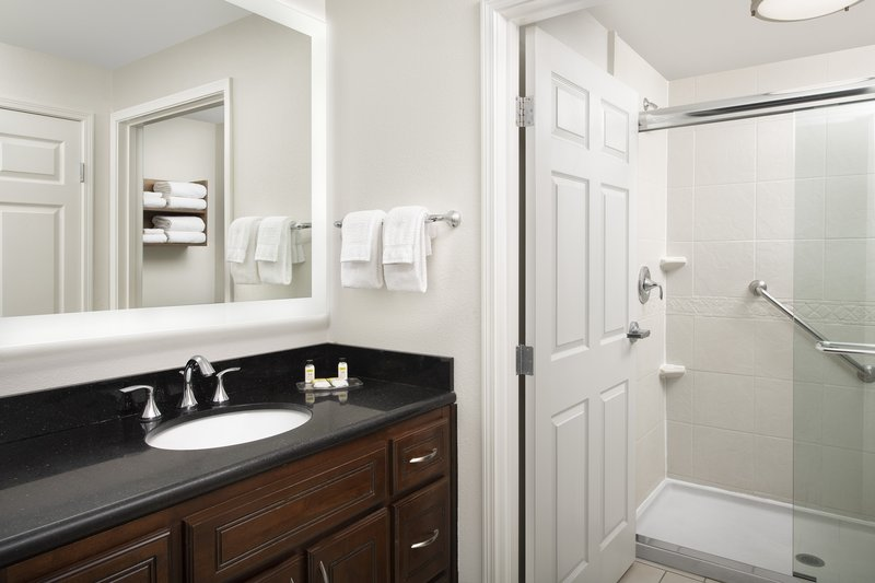 Staybridge Suites Columbia-Separate bath and vanity area provides added privacy<br/>Image from Leonardo