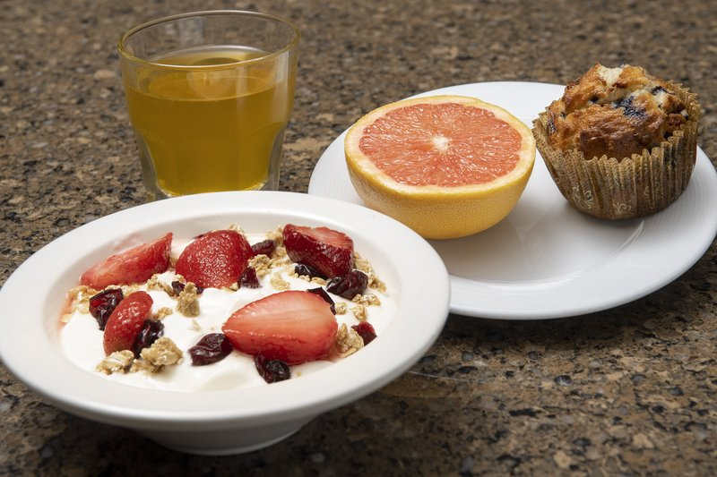 Staybridge Suites Columbia-An array of healthy options available, perfect for long term stays<br/>Image from Leonardo