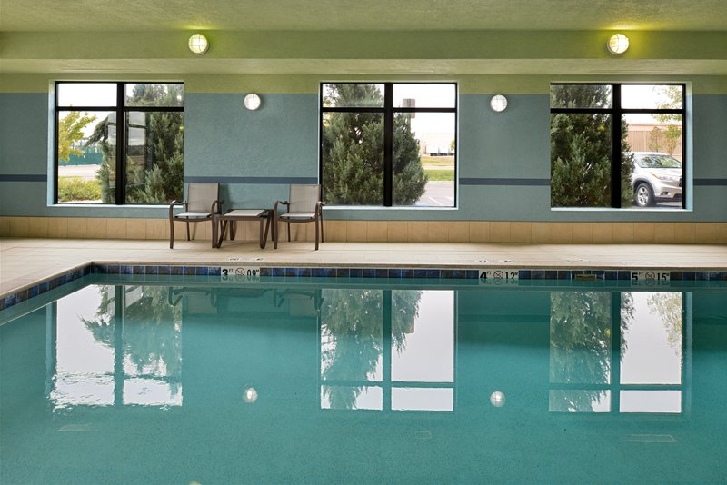 Holiday Inn Express & Suites Pueblo North-Swimming Pool<br/>Image from Leonardo