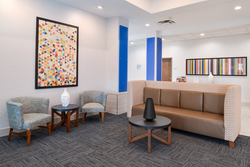 Holiday Inn Express & Suites Pueblo North-Hotel Lobby<br/>Image from Leonardo