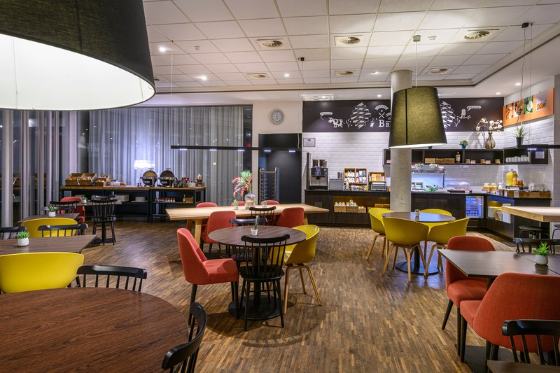 Holiday Inn Express Mechelen City Centre-Breakfast<br/>Image from Leonardo