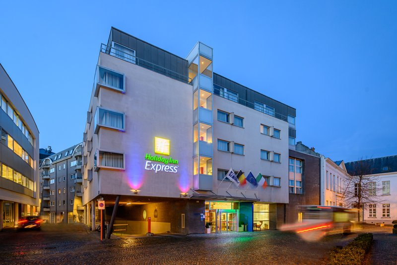Holiday Inn Express Mechelen City Centre-Hotel Exterior<br/>Image from Leonardo