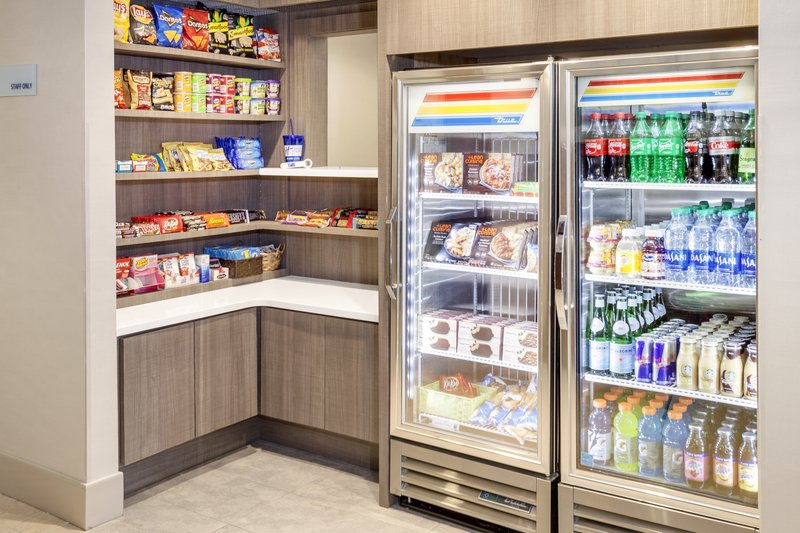 Holiday Inn Express & Suites Long Island-East End-Snack grab-and-go available 24 hours<br/>Image from Leonardo
