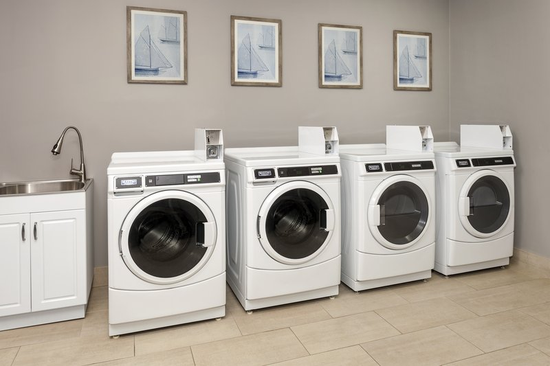 Holiday Inn Express & Suites Long Island-East End-Guest laundry available on site<br/>Image from Leonardo