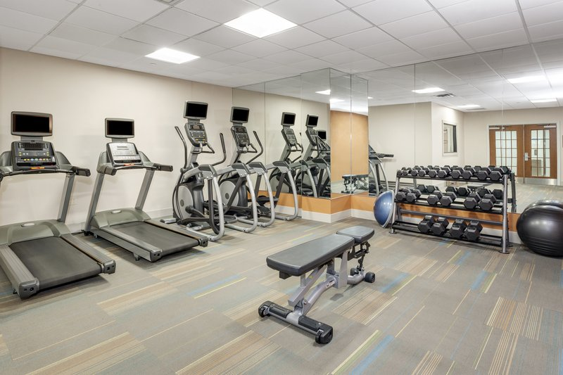 Holiday Inn Express & Suites Long Island-East End-Fully equipped gym open 24 hours<br/>Image from Leonardo