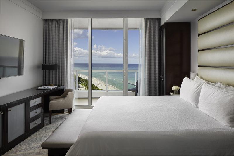 Fontainebleau Miami Beach - Sorrento One Bedroom OVBedroom <br/>Image from Leonardo