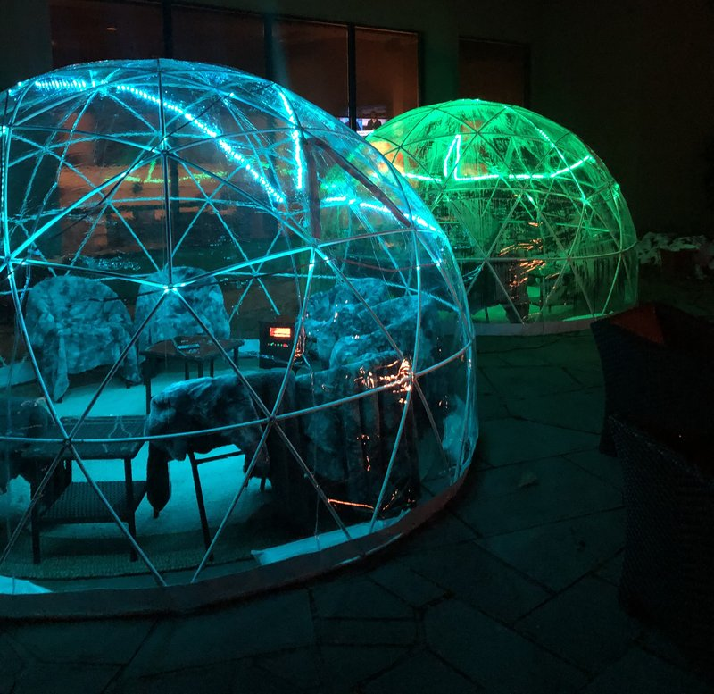 Holiday Inn Wilkes Barre - East Mountain-Call about our Igloo Rentals!<br/>Image from Leonardo