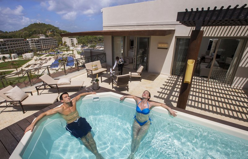 Royalton St Lucia Resort and Spa - Royalton Saint Lucia <br/>Image from Leonardo