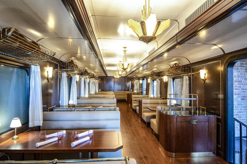 Hyatt Zilara Cap Cana  - Hyatt Zilara Cap Cana Journeys Train Dining <br/>Image from Leonardo