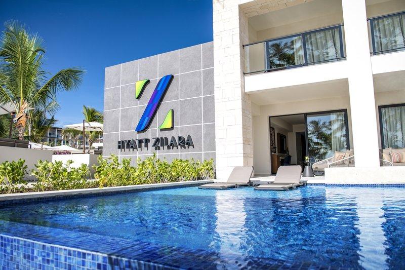 Hyatt Zilara Cap Cana  - Hyatt Zilara Cap Cana Resort Sign <br/>Image from Leonardo