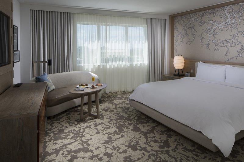 Nobu Hotel Miami Beach - Deluxe Room King <br/>Image from Leonardo