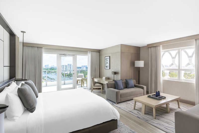 Nobu Hotel Miami Beach - Asahi Villa King <br/>Image from Leonardo