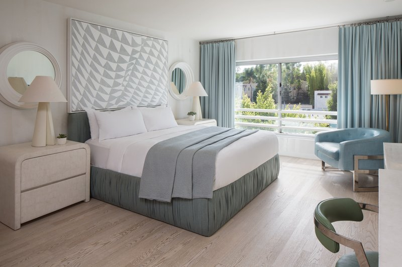 Avalon Hotel Beverly Hills-Classic King Guest Room<br/>Image from Leonardo