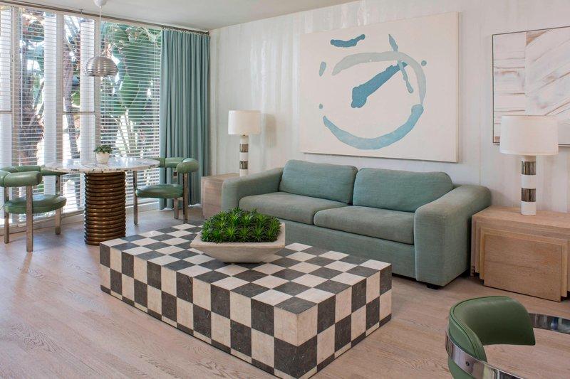 Avalon Hotel Beverly Hills-One-Bedroom Suite<br/>Image from Leonardo