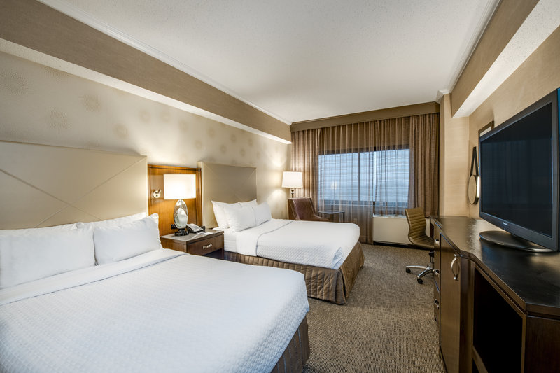 Crowne Plaza White Plains - Downtown-Double Bed Guest Room<br/>Image from Leonardo