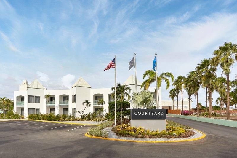Courtyard Aruba Resort-Exterior<br/>Image from Leonardo