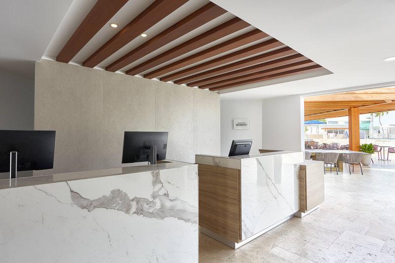 Courtyard Aruba Resort-Check In<br/>Image from Leonardo