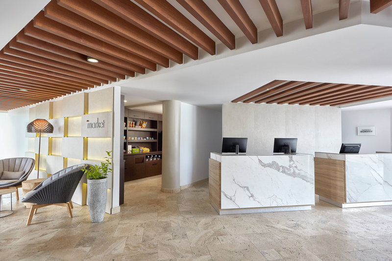 Courtyard Aruba Resort-Check In & Lobby<br/>Image from Leonardo
