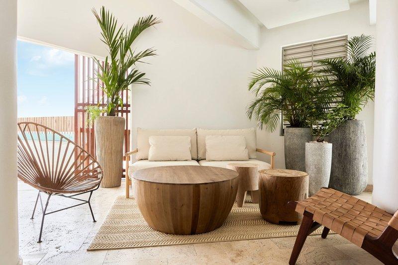 Courtyard Aruba Resort-Lobby Seating Area<br/>Image from Leonardo