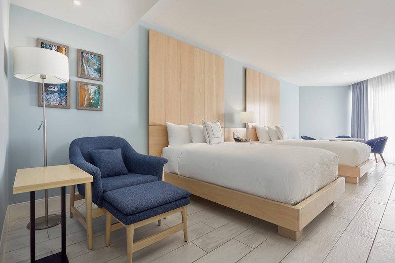Courtyard Aruba Resort-Queen/Queen Guest Room - Pool View & Balcony<br/>Image from Leonardo