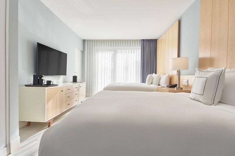 Courtyard Aruba Resort-Queen/Queen Guest Room<br/>Image from Leonardo