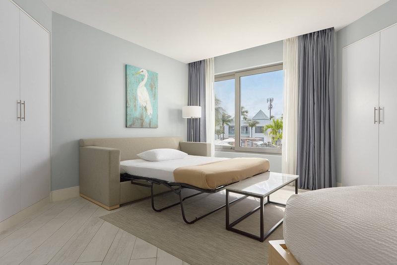 Courtyard Aruba Resort-King Guest Room - Sofa Bed<br/>Image from Leonardo