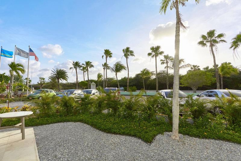 Courtyard Aruba Resort-Guest Room - Garden View<br/>Image from Leonardo