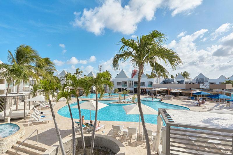 Courtyard Aruba Resort-Guest Room - Pool View<br/>Image from Leonardo