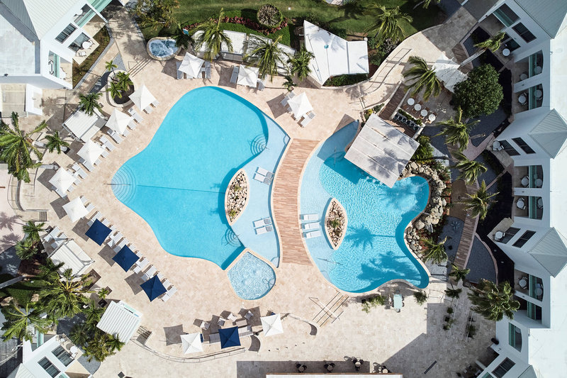 Courtyard Aruba Resort-Aerial View<br/>Image from Leonardo