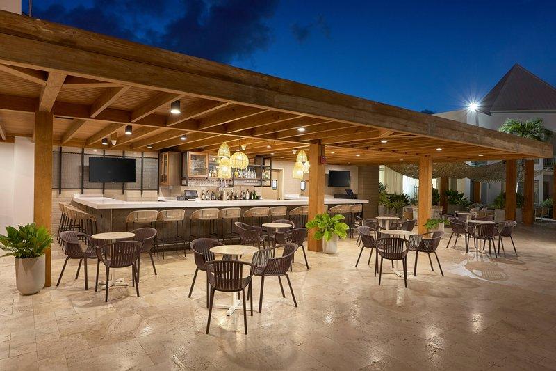 Courtyard Aruba Resort-Delia's Terrace<br/>Image from Leonardo